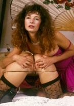 Lustful lesbian Lucienne - thumb 1