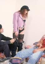 Orgy With Draguitsa & Melanie Rowan - thumb 1