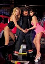 Simona & Katia, Cum and Play with Fire! - thumb 2