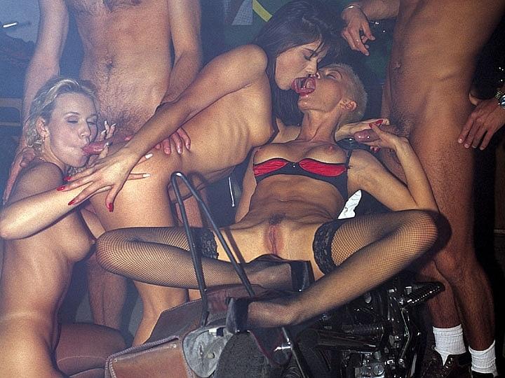 orgie Club porno