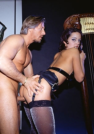 Anal Orgy with the Musicians