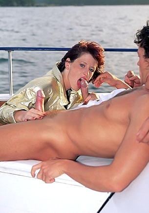 Liza Harper, Gangbang on Board