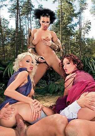 Nikky Blond, Judith Fox & Tera Bond
