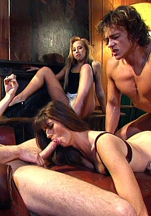 Hayley and Laura an Anal Orgy