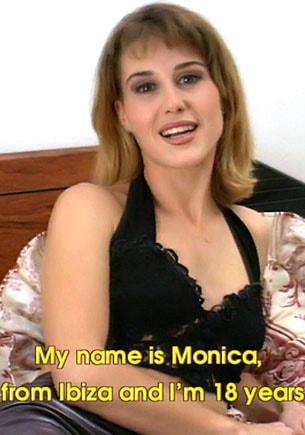 Monica's Private Casting