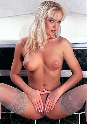 Silvia Saint in the Man's Room
