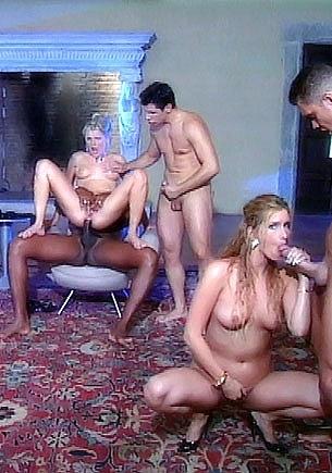 Superstar's Orgy