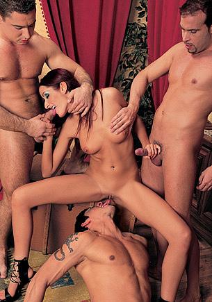 Aneke, a Foursome Game