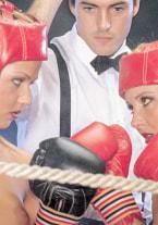 Virgina & Brendy Boxing - thumb 1