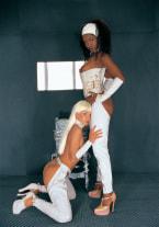Claudia Claire & Tina T, Psycho Babes - thumb 2