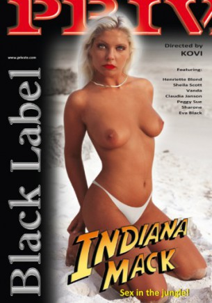 Indiana Mack, Sex In The Jungle!