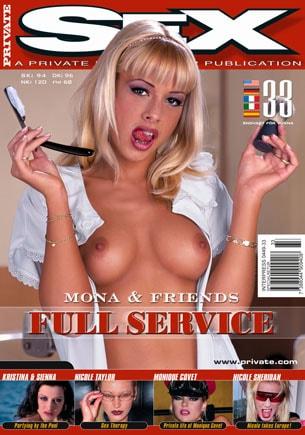 Sex Magazine 33
