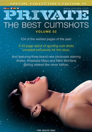 Special Edition 16: The Best Cumshots 2