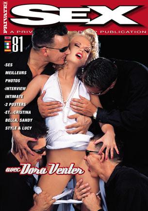 Sex Magazine 81 with Dora Venter