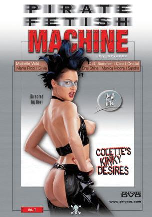 Colette's Kinky Desires