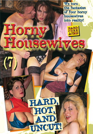 Horny Housewives 07