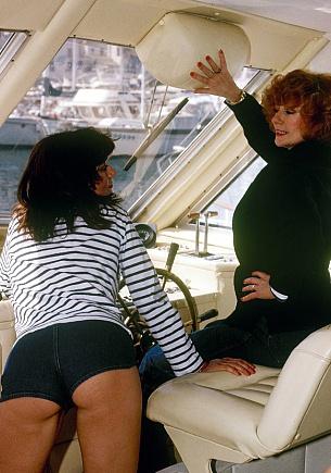 Erica's erotic embarkation