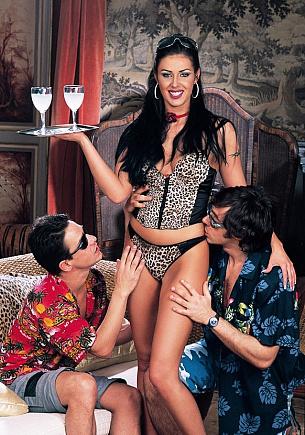 Ms. Ferrari has got it all!