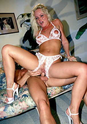 Silvia Saint and Her Girlfriends Wear Crotchless Panties to Get Anal
