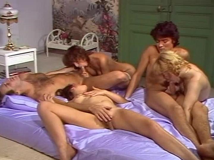 rétro porno orgies