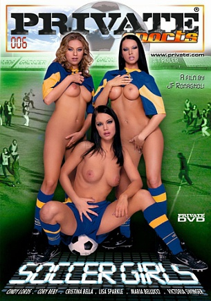 Soccer Girls. Wanna Play With Us?
