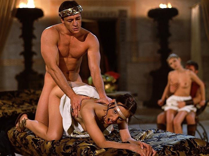 Порно фильм про юлия цезаря