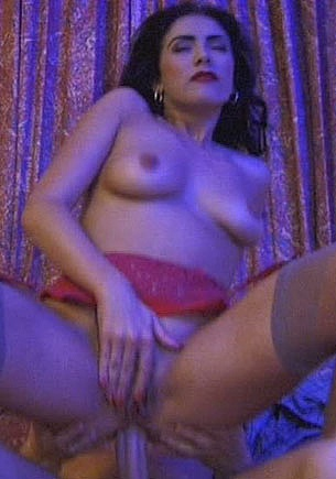 Orchidea, with her Hairy Pussy Enjoys with Anal Sex